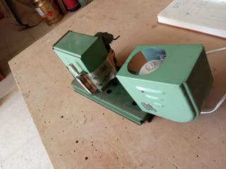 Antiguo proyector NIC