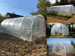Invernadero agrícola - CALIDAD PROFESIONAL
