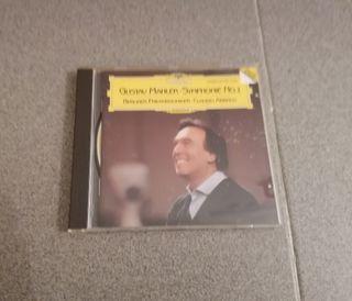 """CD """"1 SINFONÍA MAHLER"""" FILARMÓNICA DE BERLÍN."""