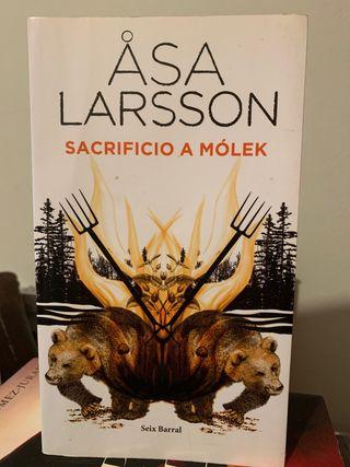 Sacrifico a Molek. Novela