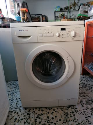 Lavadora Bosch 7kg garantía