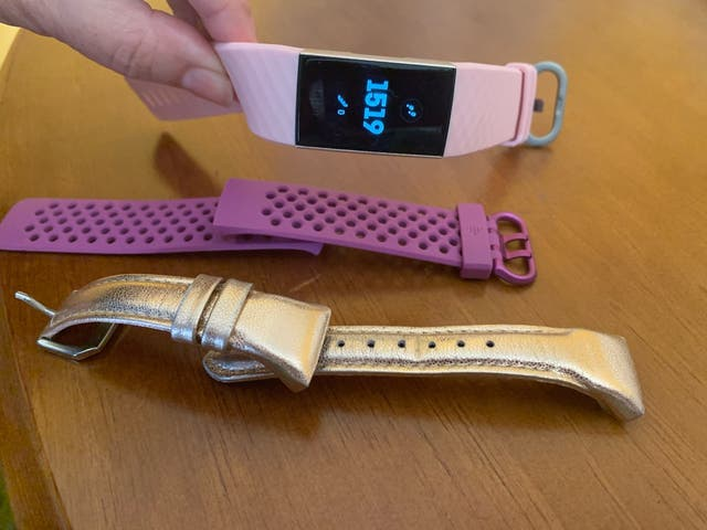 Reloj Fitbit Charge 3