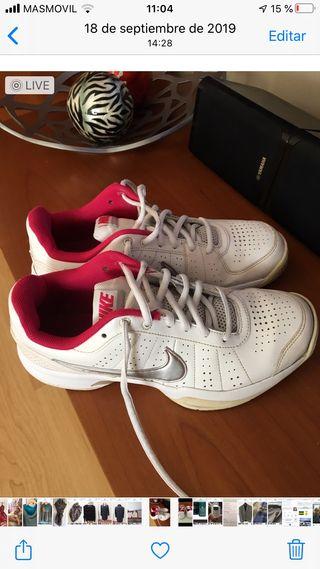 Bambas Nike mujer