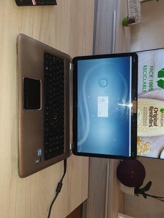 Ordenador portatil HP DV7