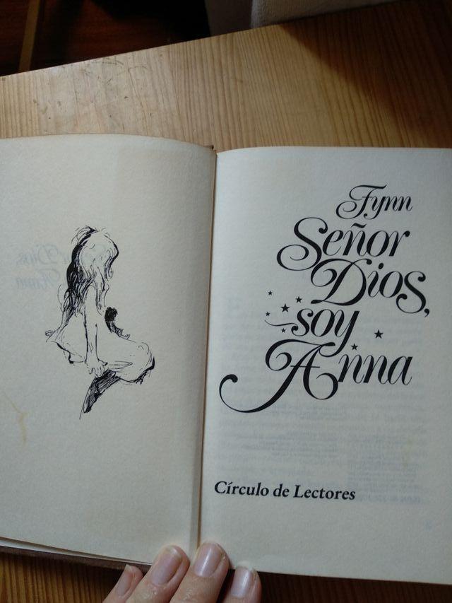 Libro Señor Dios,soy Anna
