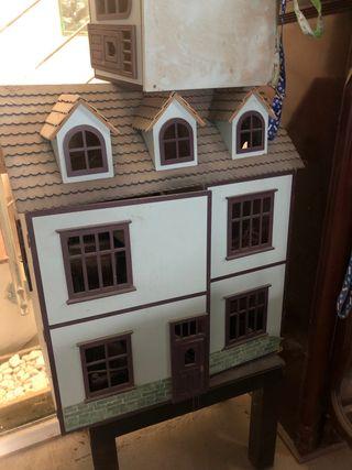 Casa de muñecas de colección