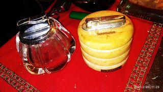Mecheros de sobremesa