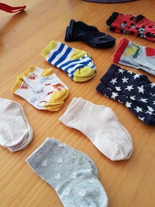 calcetines bebe 6-18 meses
