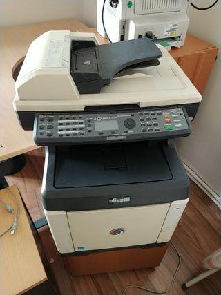 impresora laser color OLIVETTI