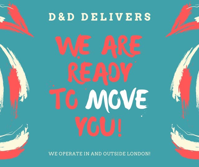 MAN & VAN! DELIVERY/REMOVAL/MOVING IN/OUT SERVICE!