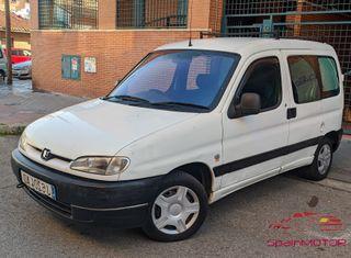 Peugeot Partner 1.9D MIXTA ACRISTALADA
