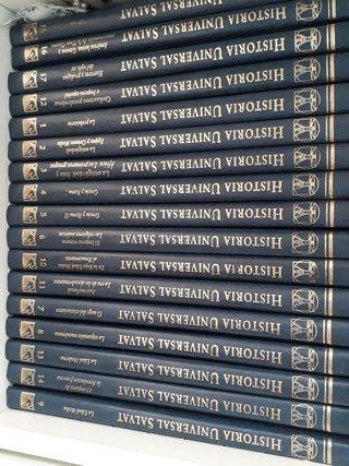 Libros Historia Universal Salvat