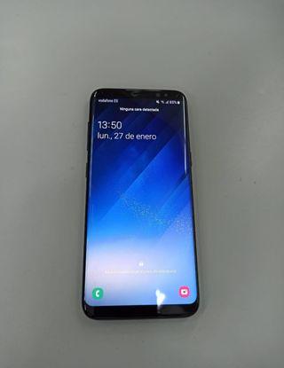Samsung Galaxy S8 + DEX + base de carga