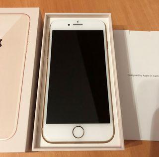 iPhone 8 Rosa dorado 64 GB