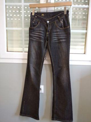 Pantalón, pantalones vaqueros mujer