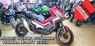 2020 HONDA X-ADV MEJORES OFERTAS ASEGURADAS