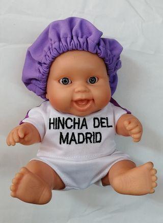 Muñeco Paola reina