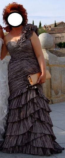 Vestido fiesta de Pronovias