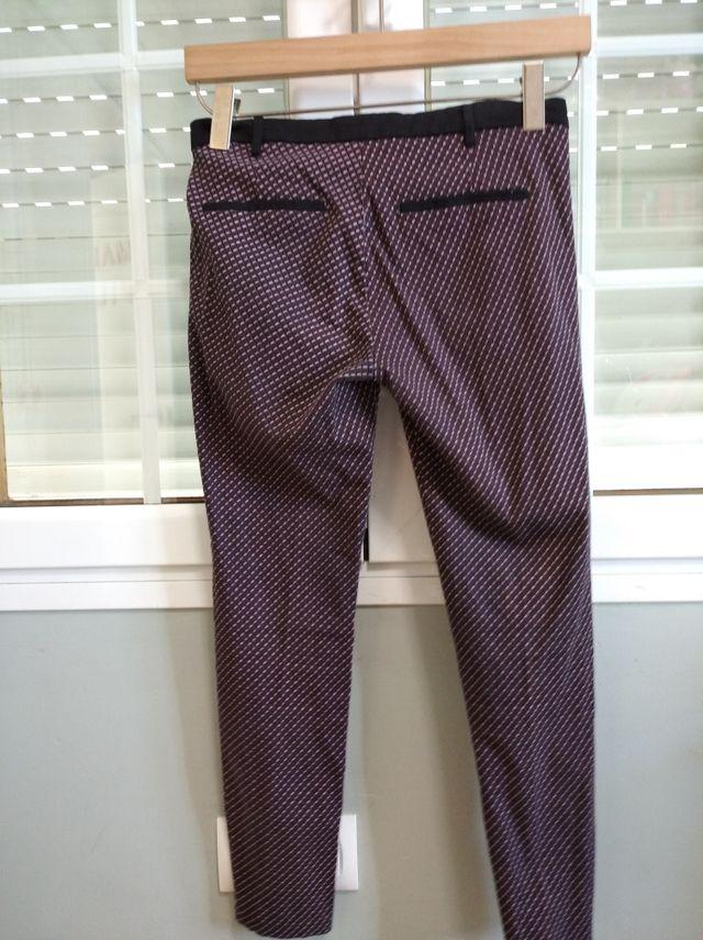 Pantalón, pantalones mujer de tela