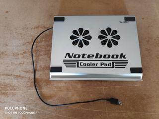 soporte ventilado de PC portatil