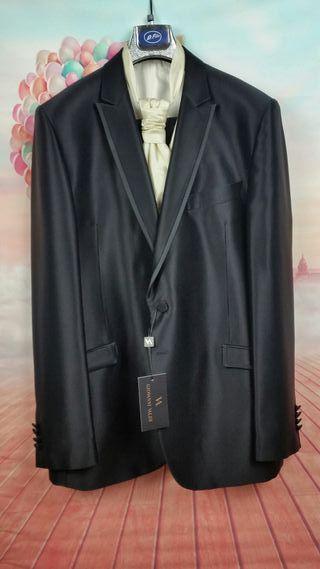 Americana traje hombre Giovanni Valdi nueva t. 56