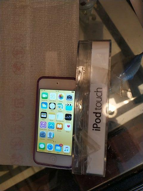 ipod touch 5g 32GB buen estado