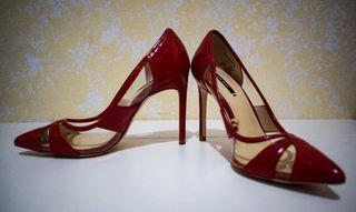 Zapatos de tacón Zara, talla 36