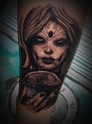 Agujas tatuar