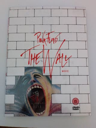 Pink floyd The wall edición limitada dvd