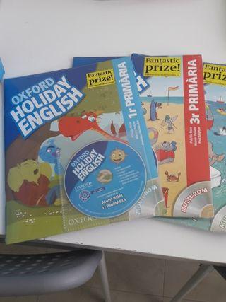 OXFORD HOLIDAY ENGLISH + CD-ROM