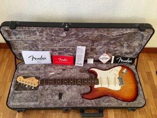 Fender Stratocaster American Pro 2017