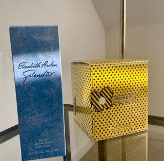 Sealed perfumes