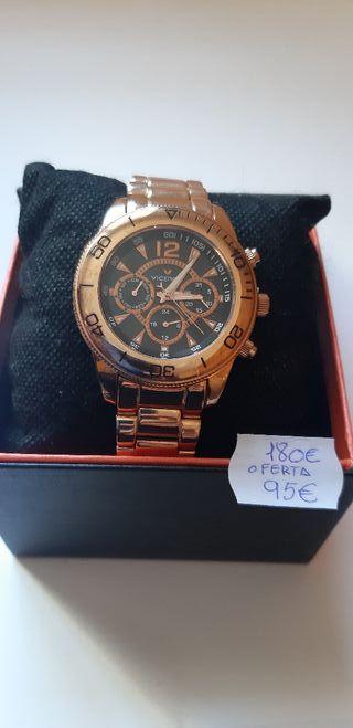 Reloj hombre dorado Viceroy