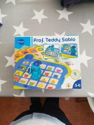 Juego profesor Teddy sabio de Imaginarium