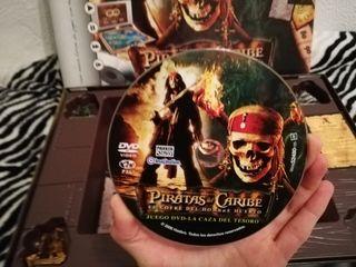 juego piratas del caribe el cofre del hombre muert