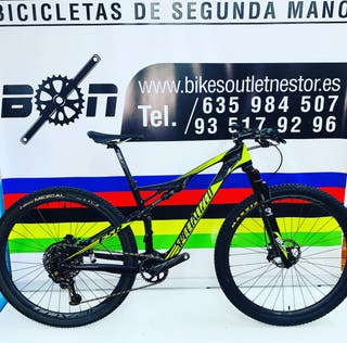 Bicicleta Specialized Epic fsr expert Xx1 eagle