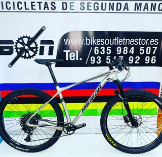 Bicicleta Merida big nine Nx eagle edition