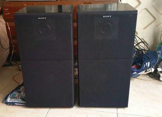 Altavoces sony 400 Watts