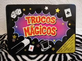 juego de magia TRUCOS MÁGICOS.