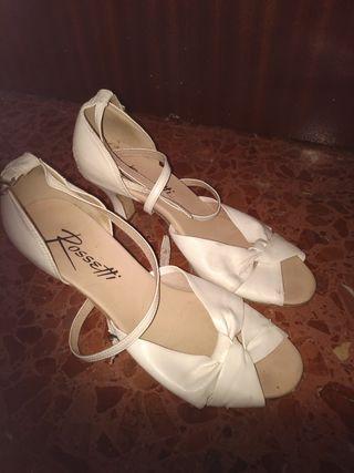 zapato de baile