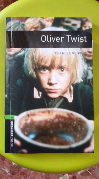 Oliver Twist. Libro de inglés+ 3CDs
