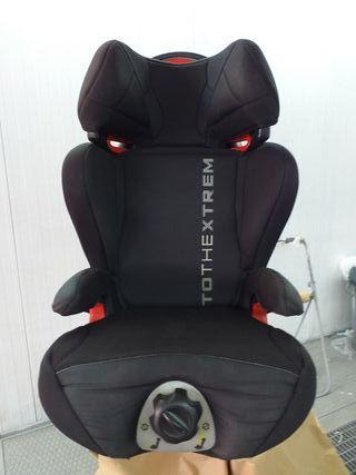 silla para coche con protección isofix