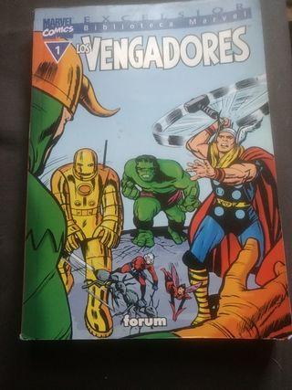Marvel Comics Los Vengadores #1