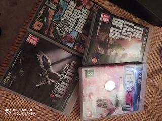 Play 3 + juegos + mando