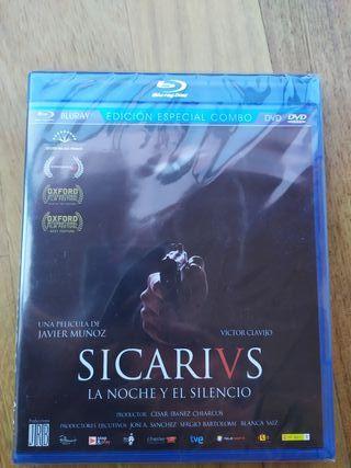 SICARIVS (Blu-Ray + DVD) a estrenar