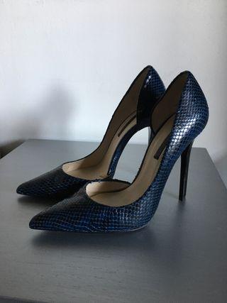 Zapatos tacón alto Zara 38