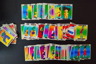 DRAGON BALL CARDS ED. ESTE 1989