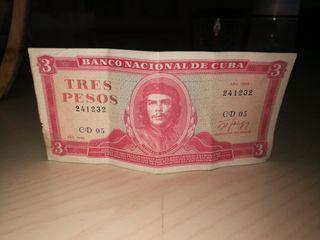 billete cubano