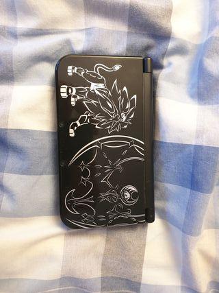 new 3ds xl ed. pokemon sol y luna