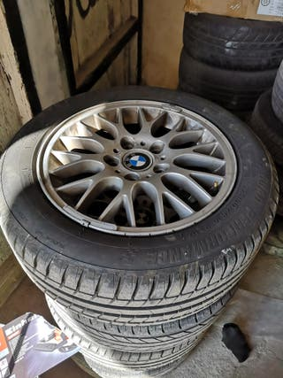 llantas BMW bbs